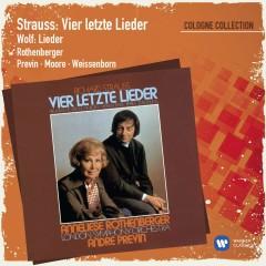 R.Strauss: Vier letzte Lieder & Orchesterlieder - Anneliese Rothenberger
