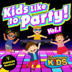 Kids Like to Party! Vol. 1 (Nursery Rhyme Dance Remixes) - The Countdown Kids
