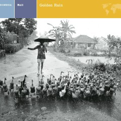 EXPLORER SERIES: INDONESIA - Bali: Golden Rain - Nonesuch Explorer Series