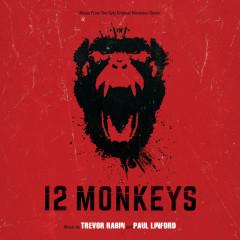 12 Monkeys (Music From The Syfy Original Series) - Trevor Rabin, Paul Linford