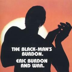 The Black-Man's Burdon - Eric Burdon, War
