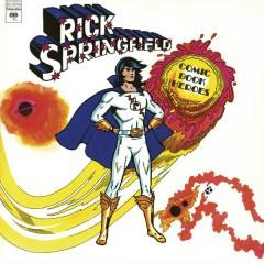 Comic Book Heroes - Rick Springfield