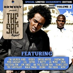 80 West Presents: The Sac Report Vol. 2 - Various Artist