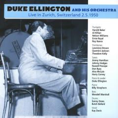 Live In Zurich, Switzerland May 2.1950 - Duke Ellington & His Orchestra