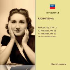 Rachmaninov: Complete Preludes - Moura Lympany