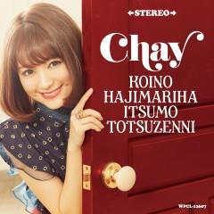 Koi No Hajimari wa Itsumo Totsuzenni - chay