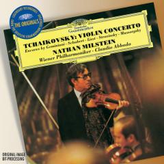 Tchaikovsky: Violin Concertos & Encores - Nathan Milstein, Claudio Abbado