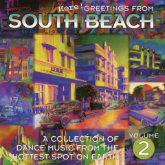 Greetings From South Beach Vol. 2 - Various Artists