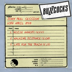 John Peel Session [10th April 1978] - Buzzcocks