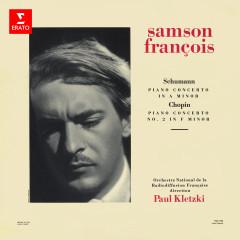 Schumann: Piano Concerto, Op. 54 - Chopin: Piano Concerto No. 2, Op. 21 - Samson François, Orchestre National de la Radiodiffusion Française, Paul Kletzki