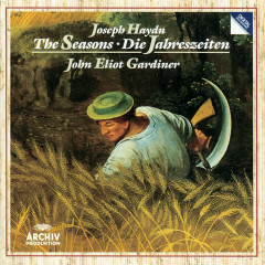 Haydn, J.: The Seasons - English Baroque Soloists, John Eliot Gardiner