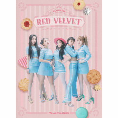 #Cookie Jar (Japanese) (Single) - Red Velvet