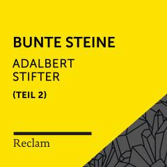Stifter: Bunte Steine II (Reclam Hörbuch) - Reclam Hörbücher, Heiko Ruprecht, Adalbert Stifter