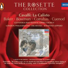 Cavalli: La Calisto - realised by Raymond Leppard - Ileana Cotrubas, James Bowman, Dame Janet Baker, Glyndebourne Festival Chorus, London Philharmonic Orchestra