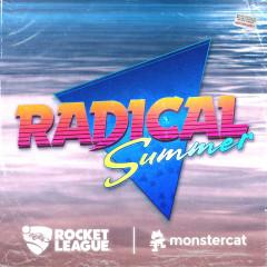 Rocket League x Monstercat - Radical Summer - WRLD, Savoi, Stephen Walking, Televisor, 7 Minutes Dead