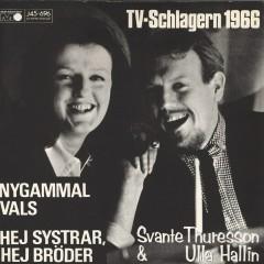Nygammal vals - Svante Thuresson och Siw Malmkvist