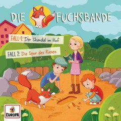 001/Fall 1: Der Skandal im Hof / Fall 2: Die Spur des Riesen