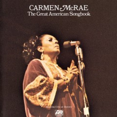 The Great American Songbook (International Release) - Carmen Mcrae