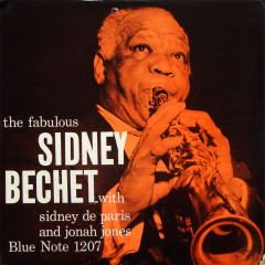 The Fabulous Sidney Bechet - Sidney Bechet