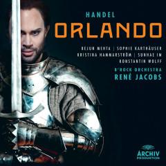 Handel: Orlando - Bejun Mehta, Sophie Karthäuser, Kristina Hammarström, Sunhae Im, Konstantin Wolff