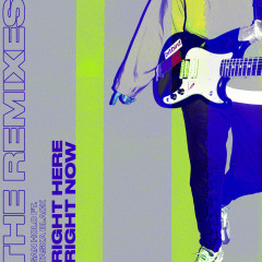 Right Here, Right Now - Remixes - San Holo, Taska Black