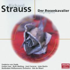 Richard Strauss: Der Rosenkavalier (Highlights) - Frederica von Stade, Evelyn Lear, Ruth Welting, Jose Carreras, Jules Bastin