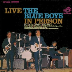In Person - The Blue Boys