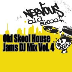 Old Skool House Jams Vol 4 - DJ Mix - Various Artists