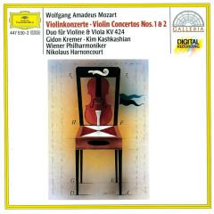 Mozart: Violin Concertos Nos.1 & 2; Duo for Violin and Viola KV 424 - Gidon Kremer, Nikolaus Harnoncourt
