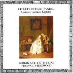 Handel: Italian Cantatas - Emma Kirkby, Judith Nelson, David Thomas, Susan Sheppard, The Academy of Ancient Music