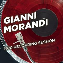 1970 Recording Session - Gianni Morandi