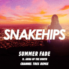Summer Fade (Channel Tres Remix) - Snakehips, Anna of the North