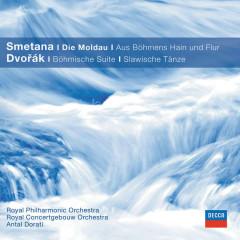 Smetana/Dvorák - Die Moldau/Böhmische Suite (Classical Choice) - Various Artists