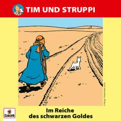 016/Im Reich des schwarzen Goldes - Tim & Struppi