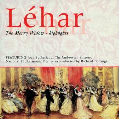 Léhar - The Merry Widow - Highlights - Dame Joan Sutherland, Valerie Masterson, Regina Resnik, Werner Krenn, John Brecknock