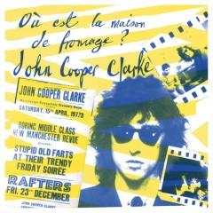 Òu est la Maison de Fromage? - John Cooper Clarke