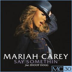 Say Somethin' - EP - Mariah Carey