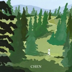 APRIL, AND A FLOWER – THE 1ST MINI ALBUM - CHEN