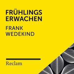Wedekind: Frühlings Erwachen (Reclam Hörspiel)
