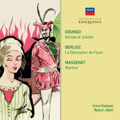 Gounod, Berlioz, Massenet: Arias & Duets - Irma Kolassi, Raoul Jobin, London Symphony Orchestra, Anatole Fistoulari