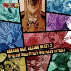 Dragon Ball Raging Blast 2 Original Soundtrack Overseas version