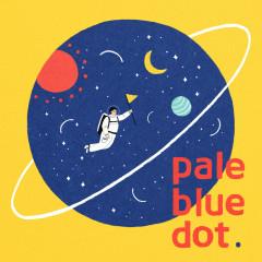 pale blue dot - Lee Aram