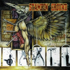 An Expression Of Repressed Violence - Stampin' Ground