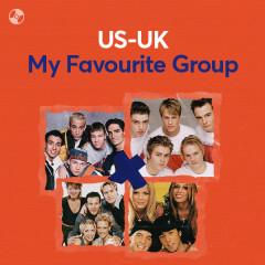 Nhóm Nhạc Yêu Thích - Backstreet Boys, Westlife, One Direction, Jonas Brothers