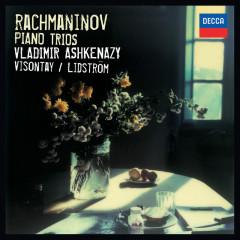 Rachmaninov: Piano Trios - Vladimir Ashkenazy, Zsolt-Tihamér Visontay, Mats Lidström
