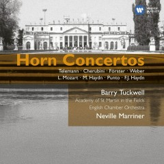 Barry Tuckwell - Baroque & Classical Horn Concertos - Barry Tuckwell