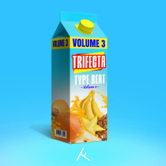 TRIFECTA Type Beat Volume 3 - Various Artists