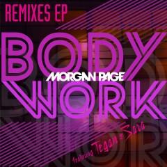 Body Work Remixes - EP - Morgan Page, Tegan And Sara