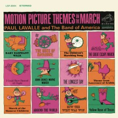 Motion Picture Themes On the March