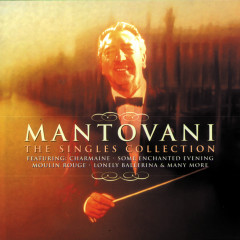 The Singles Collection - Mantovani